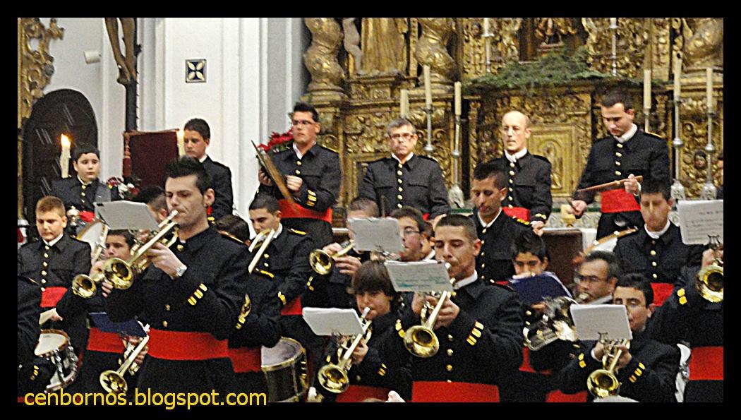Agrupación Musical de Ntro. Padre Jesús Nazareno de Bornos